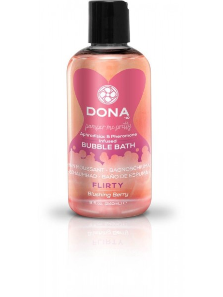 Пена для ванны Dona Bubble Bath - Flirty Blushing Berry
