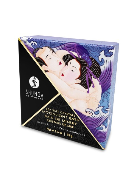 Соль для ванны Shunga Moonlight Bath - Exotic Fruits (75 гр)