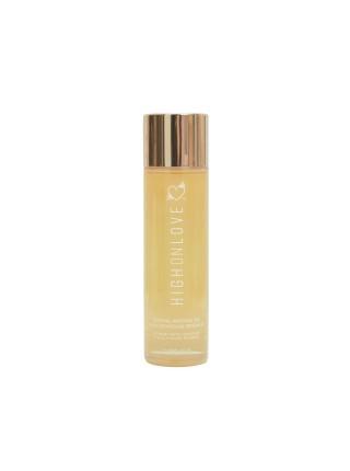 Массажное масло HighOnLove Massage Oil - Decadent White Chocolate (120 мл) с маслом семян конопли