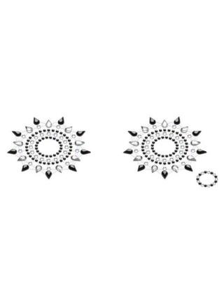 Пэстис Petits Joujoux Gloria set of 2 - Black/Silver