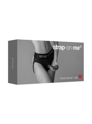 Трусы-стринги для страпона Strap-On-Me HEROINE HARNESS - M