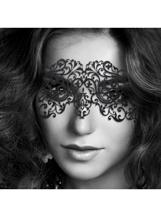 Маска на лицо Bijoux Indiscrets - Dalila Mask, виниловая, клеевое крепление, без завязок