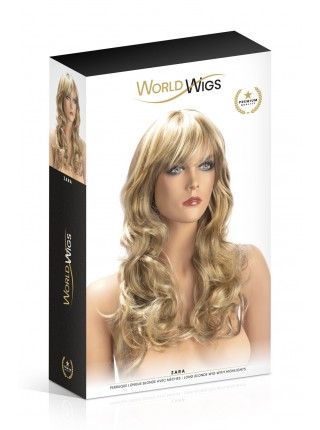 Парик World Wigs ZARA LONG BLONDE