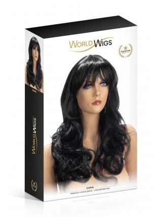 Парик World Wigs ZARA LONG BROWN