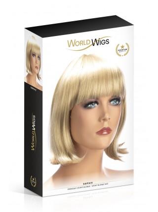 Парик World Wigs SOPHIE SHORT BLONDE