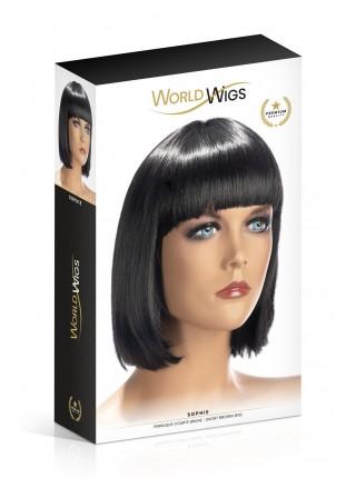 Парик World Wigs SOPHIE SHORT BROWN