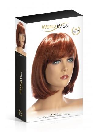 Парик World Wigs CAMILA MID-LENGTH REDHEAD