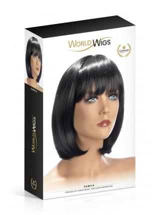 Парик World Wigs CAMILA MID-LENGTH BROWN