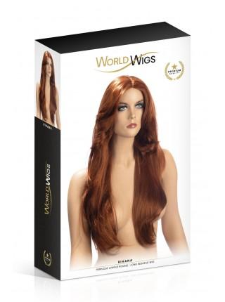 Парик World Wigs RIHANA LONG REDHEAD