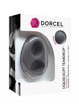 Эрекционное кольцо Dorcel Liquid-Soft Teardrop