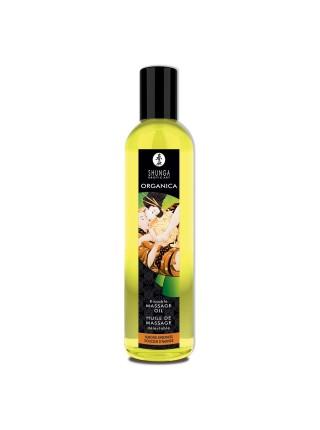 Органическое массажное масло Shunga ORGANICA - Almond Sweetness (250 мл) с витамином Е