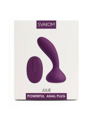 Массажёр простаты Svakom Julie, Purple
