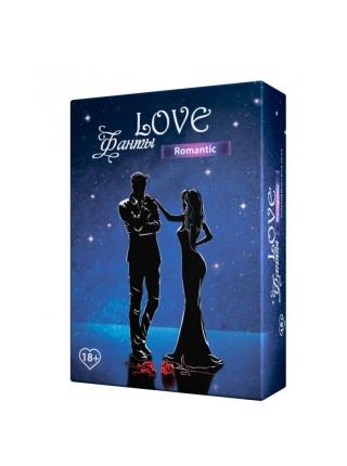 Игра для пары «LOVE Фанты: Романтик» SO4306 Bombat Game
