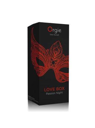 Набор эротической косметики LOVE BOX PASSION NIGHT  ORGIE 51461 Orgie