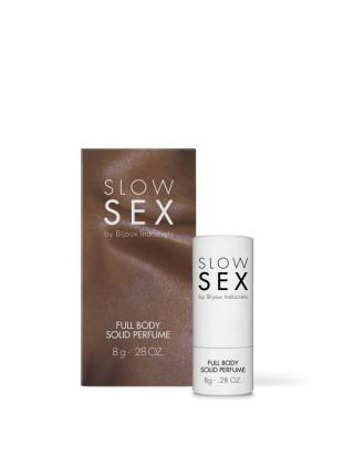Твёрдый парфюм для всего тела FULL BODY SOLID PERFUME Slow Sex by Bijoux Indiscrets (Испания) B0329 SLOW SEX by Bijoux Indiscrets